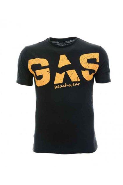 Pánské tričko GAS GATS01LETTERS-T-SHIRT