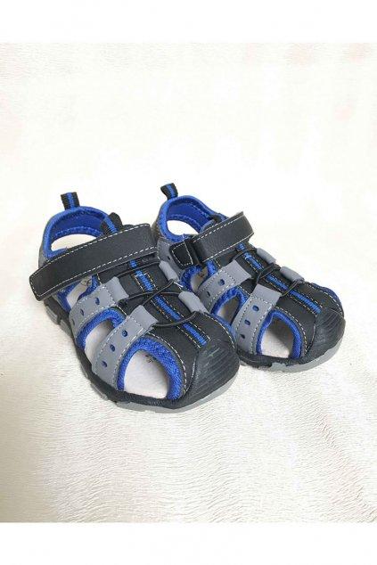 Chlapecké modré sandály Orchestra