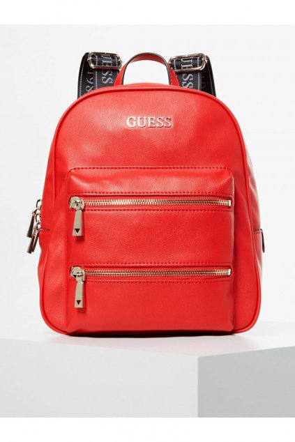 Batoh GUESS Caley Red VG767432