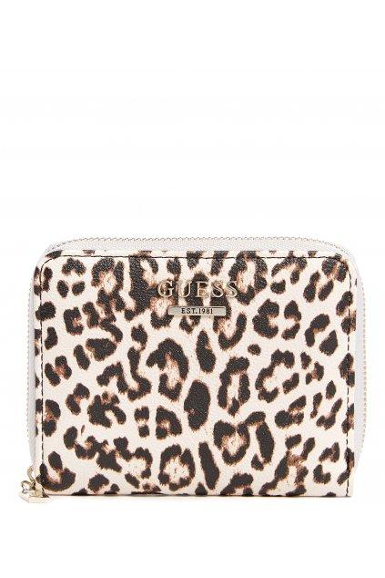 Peněženka GUESS Lorenna Leopard LG767137
