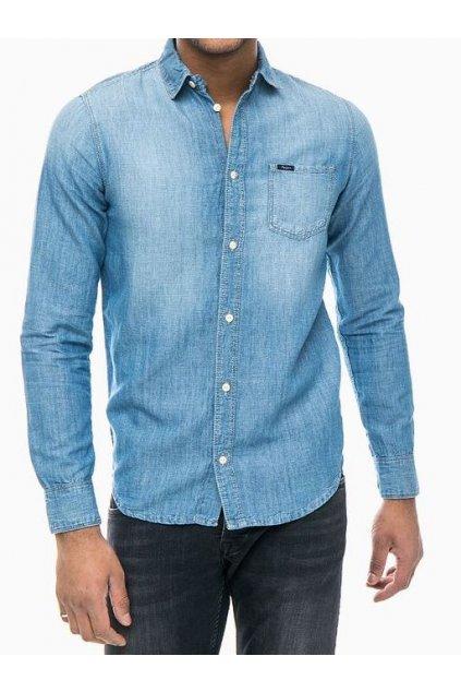 Károvaná košile Pepe Jeans PM305263