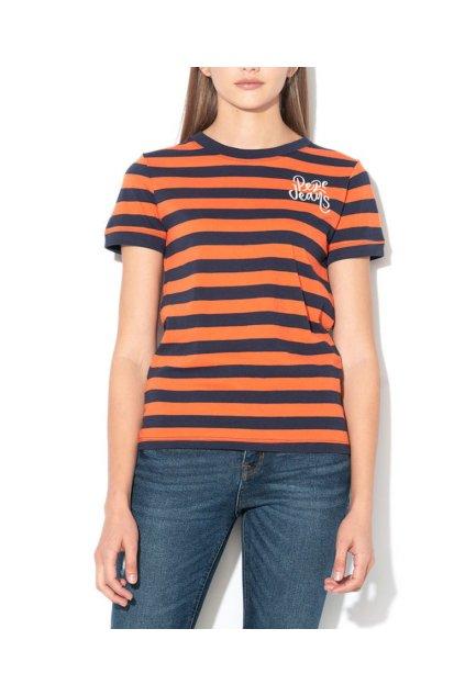 Námořnické tričko PEPE JEANS PL503882 SIMONA