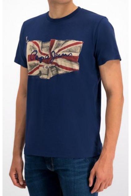 Pánské tričko Pepe Jeans Flag logo Jarman
