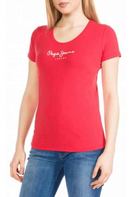 Tričko PEPE JEANS PL502373 New Virginia