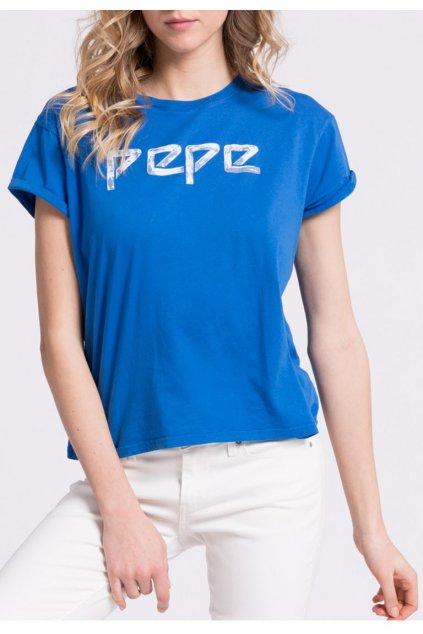 Dámské tričko PEPE JEANS PL502565 IRINA