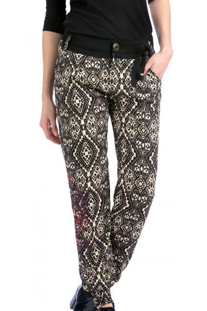 Ležérní kalhoty DESIGUAL 56P26E1/1015