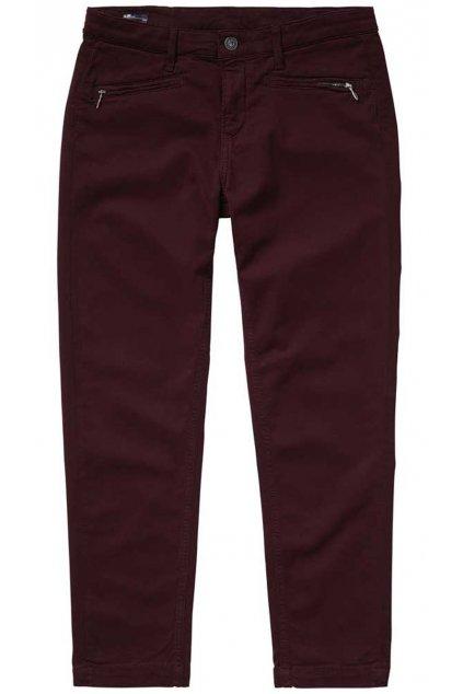 Dámské kalhoty PEPE JEANS PL211235 MAURA