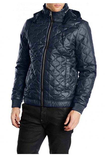 Bunda G-Star RAW Meefic quilted Saru blue