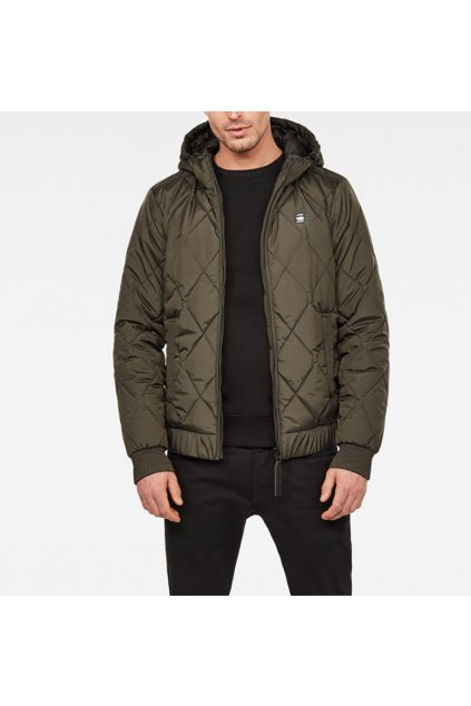 Bunda G-Star RAW Meefic quilted Asfalt