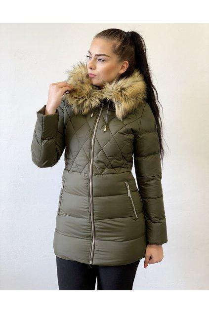 Zimní bunda Missfofo M-07A