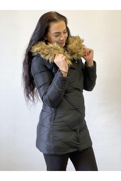 Zimní bunda Missfofo M-208A black
