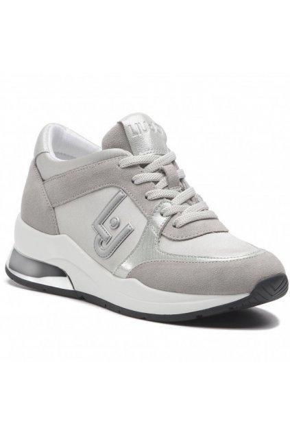 LIU JO Karlie 12 - Sneaker Grey