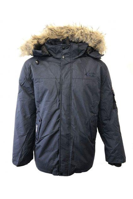 Zimní bunda Canadian Peak ALEX MEN 001 Navy