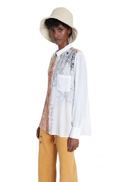 Košile Desigual 20WWCW53/1000