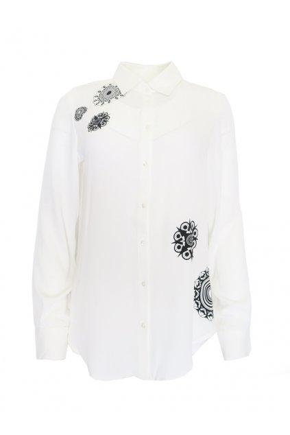 Desigual bílá košile
