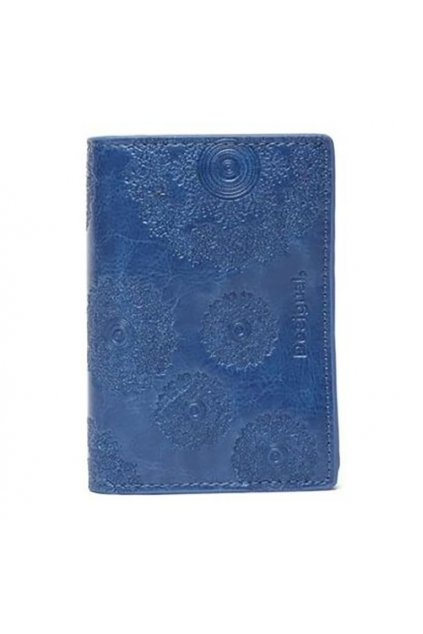 Peněženka Desigual 67Y53N0/Blue