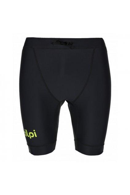 Kilpi Pánské běžecké kalhoty Chamonie černá