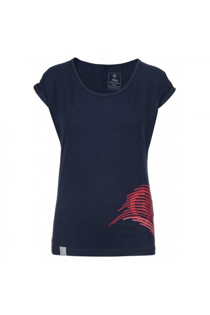 Kilpi Dámské tričko Oliva tmavě modrá