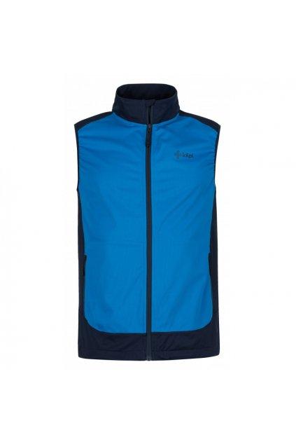 Kilpi Pánská vesta Tofano modrá