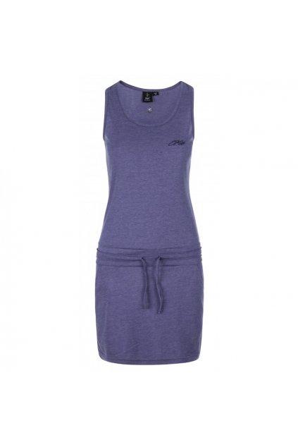 Kilpi Dámské šaty Mazamet tmavě modrá