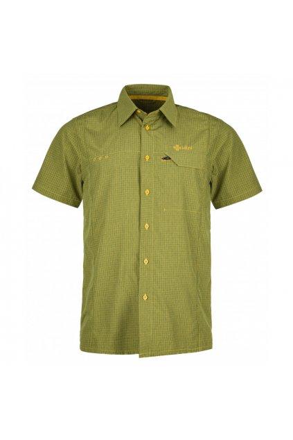 Kilpi Pánská košile Bombay žlutá