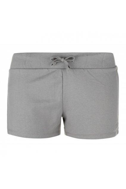 Kilpi Dámské šortky Shorty světle šedá