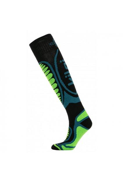 Kilpi Pánské ponožky Anxo zelená
