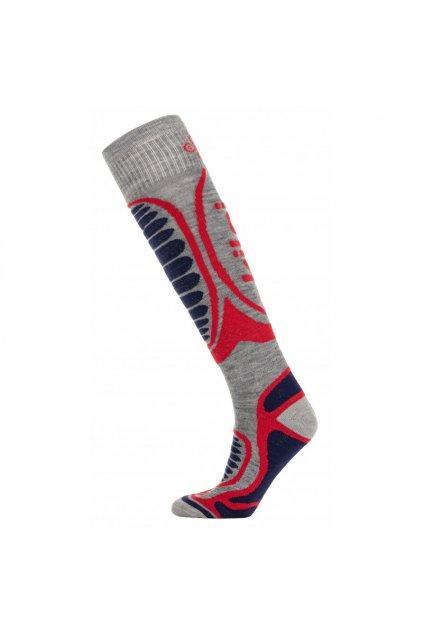 Kilpi Pánské ponožky Anxo bílá