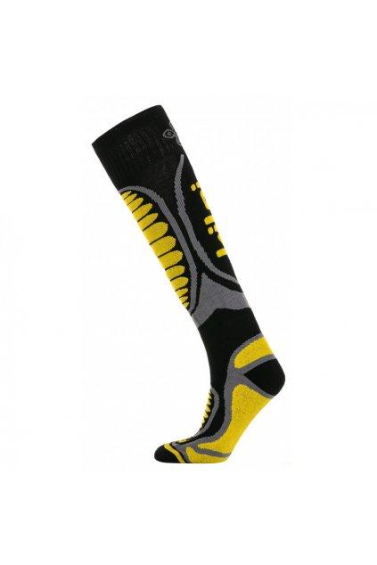 Kilpi Pánské ponožky Anxo žlutá