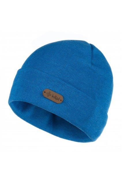Kilpi Pánská čepice Don modrá  UNI