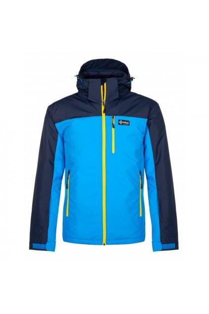 Kilpi Pánská lyžařská bunda Flip modrá