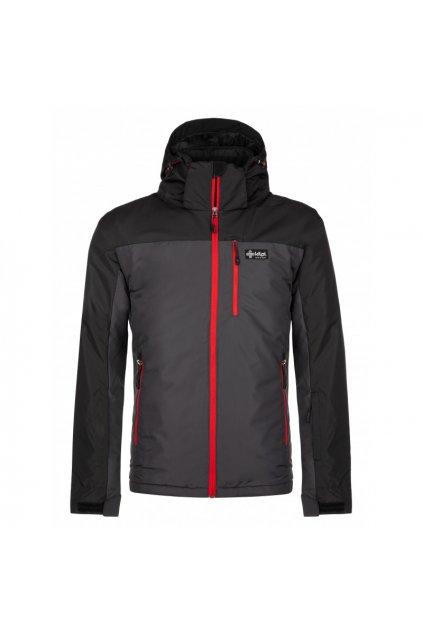 Kilpi Pánská lyžařská bunda Flip tmavě šedá