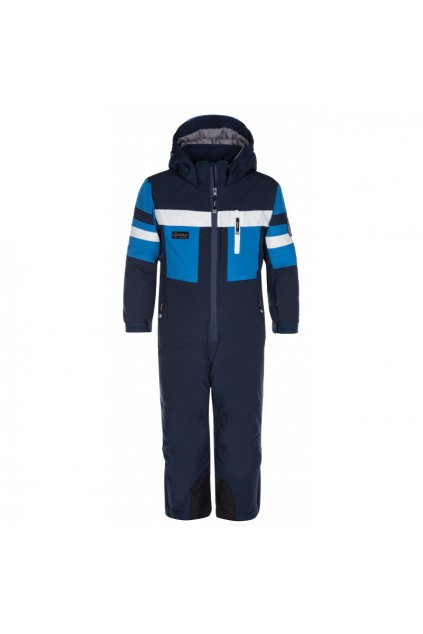 Kilpi Dětská lyžařská bunda Pontinob modrá