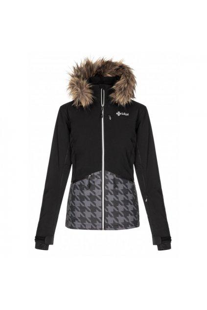 Kilpi Dámská lyžařská bunda Tessa černá