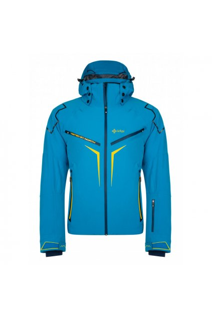 Kilpi Pánská lyžařská bunda Turnau modrá