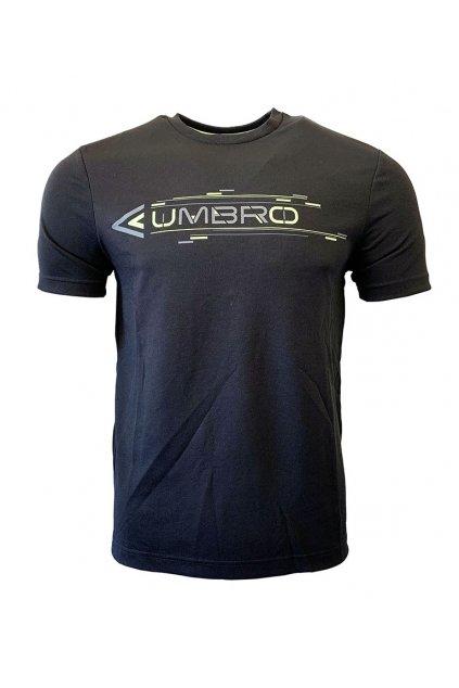 Sportovní tričko Umbro Black
