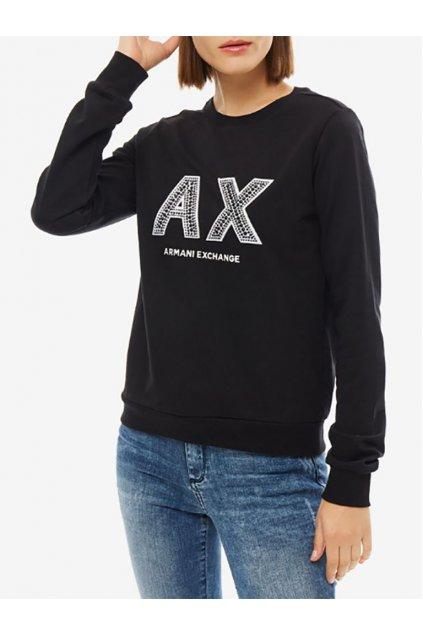 Mikina Armani Exchange 3GYM90 YJZ6Z Black