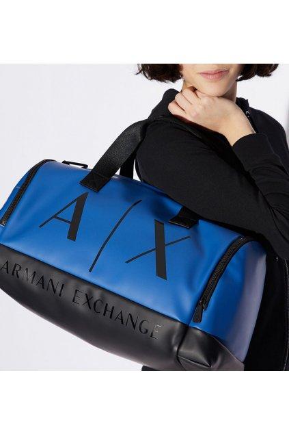 Sportovní taška 942551 9P856 Blue