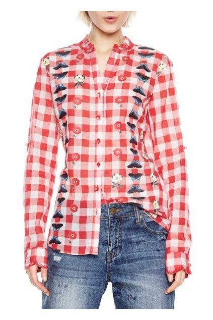 Košile Desigual 18SWCWAL/3000