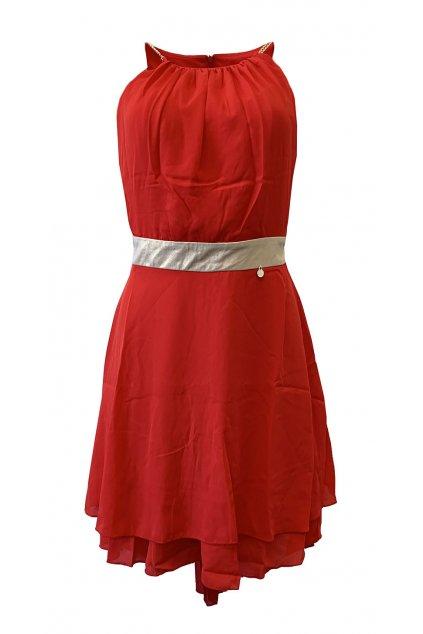 Šaty Rinascimento SC3519VD red