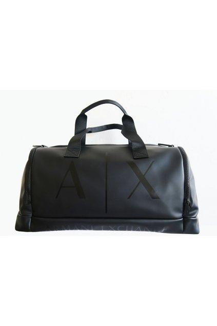 Sportovní taška Armani Exchange 942551 9P856 Black