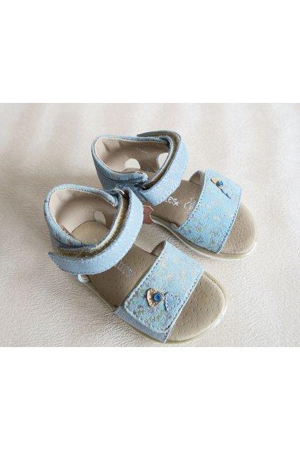 Dívčí sandály modré Orchestra