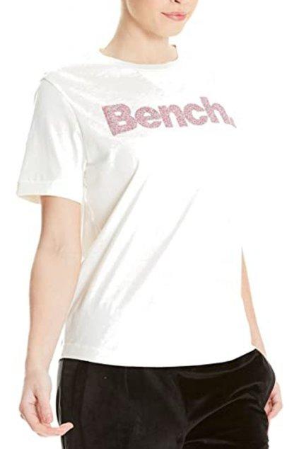 Tričko Bench white BLWG001246