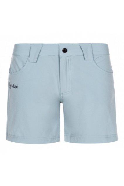 Kilpi Dámské šortky Sunny světle modrá
