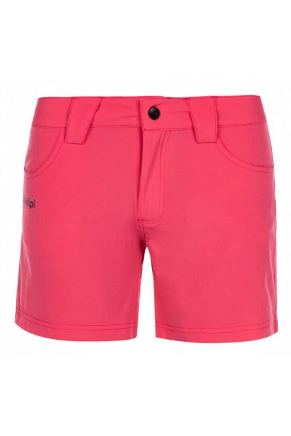 Kilpi Dámské šortky Sunny růžová