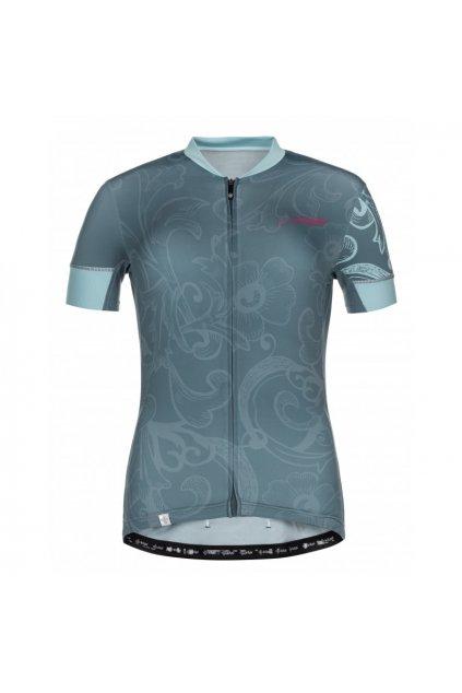 Kilpi Dámský cyklistický svetr Oreti modrá