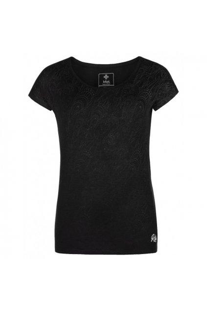Kilpi Dámské tričko Christie černá