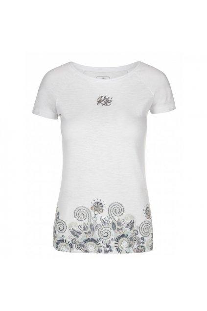 Kilpi Dámské tričko Mint bílá