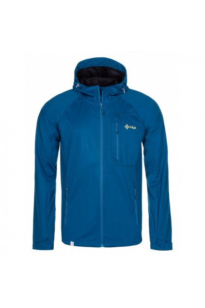 Kilpi Pánská softshellová bunda Enys tmavě modrá