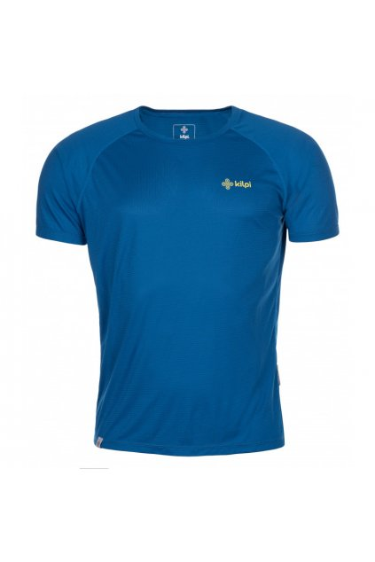 Kilpi Pánské běžžecké tričko Dimaro tmavě modrá